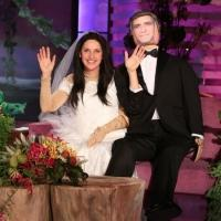 PhotoS: Ellen & Meredith Vieira Channel George & Mrs. Clooney for Halloween!