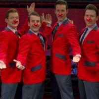 West End's JERSEY BOYS Lend Support to Red Nose Day Danceathon