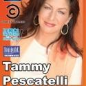 Tammy Pescatelli Set for Tampa's Side Splitters Comedy Club, Now thru 9/16