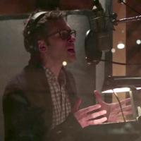 BWW Video Exclusive: THE FORTRESS OF SOLITUDE's Cast & Creative Team Bring the Musical to Life Inside the Recording Studio!