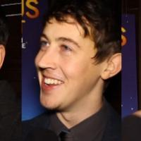 BWW TV: Chatting with the Company of THE CURIOUS INCIDENT OF THE DOG IN THE NIGHT-TIME on Opening Night!