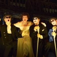 BWW TV: Watch Highlights of Chita Rivera & More in THE VISIT on Broadway- Opens Tonight!