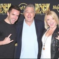 Photo Coverage: Robert De Niro Attends WE WILL ROCK YOU Meet & Greet