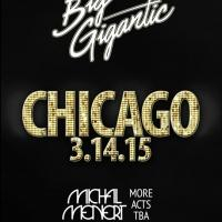 Michal Menert and Big Gigantic to Play the Aragon Ballroom, 3/14