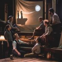 Photo Flash: First Look at PigPen Theatre Co.'s THE OLD MAN AND THE OLD MOON