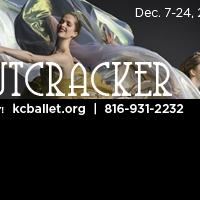 Kansas City Ballet Presents 41st Annual Production of THE NUTCRACKER, Now thru 12/24