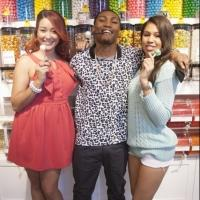Photo Flash: Theo Banks, Jayne Avaunt and Empress Spotted at Sugar Factory in Hollywood