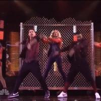 VIDEO: Iggy Azalea Performs 'Fancy', 'Beg for It' on SNL