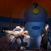 On the 20th Century opens on Broadway