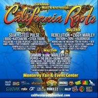 2014 California Roots Music and Arts Festival Set for Monterey County Fairgrounds This Weekend