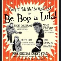 BE BOP A LULA! to Open March 4 at the Ambassadors Theatre
