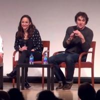 BWW TV Exclusive: Backstage with Richard Ridge- SAG Foundation Conversations Series with the Cast of WOLF HALL