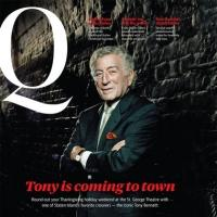 Photo: First Look - Tony Bennett Graces Cover of New Q Magazine