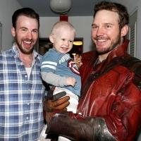 Chris Pratt & Chris Evans Raise $27,000 for Children's Hospitals After Superbowl Bet