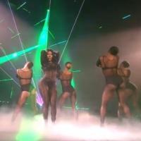 VIDEO: Nicki Minaj Debuts 'Bed of Lies' During 2014 MTV EMA Performance