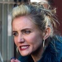 Cameron Diaz In New ANNIE Movie Production Photo