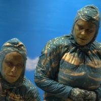 BWW Reviews: Schmeater's SEASCAPE Evolves into Quirky Fun