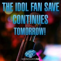 The AMERICAN IDOL Fan Save is Back Tonight & Every Tweet Counts!