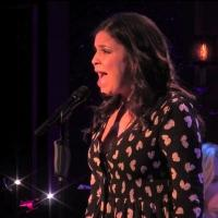 STAGE TUBE: Lindsay Mendez Performs 'Stop' from THE DANGER YEAR at 54 Below