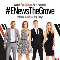 E! NEWS to Shoot at The Grove & the Americana