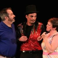 BWW Reviews: Worlds Collide in Fusion Theatre's Theatrical Sampler,THE SEVEN