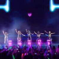 VIDEO: Fifth Harmony Kicks Off MTV EMA's with New Song 'Sledgehammer'!