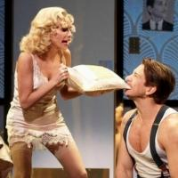 Photo Flash: New ON THE TWENTIETH CENTURY Shots, Featuring Tony Nominees Kristin Chenoweth & Andy Karl!