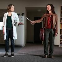 Photo Flash: First Look at Carrie Coon and More in PLACEBO at Playwrights Horizons