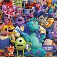 Soundtrack for Disney-Pixar's MONSTERS UNIVERSITY Released Today
