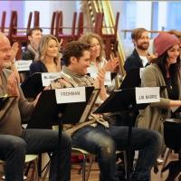 Twitter Watch: Sneak Peek at FINDING NEVERLAND's First Rehearsal