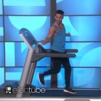 VIDEO: Awesome Treadmill Dancer Rocks to 'Uptown Funk' on ELLEN