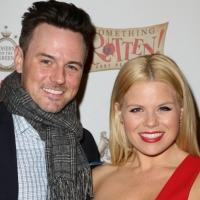 Photo Coverage: Broadway's SOMETHING ROTTEN! Opens - On the Red Carpet with Megan Hilty, Tina Fey & More!