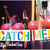 Quebec's Flip FabriQue to Bring CATCH ME! to the New Victory Theater, 3/28-4/19