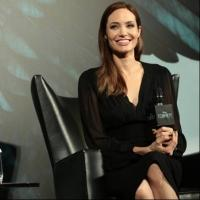 Photo Flash: Angelina Jolie Attends MALEFICENT Shanghai Press Conference