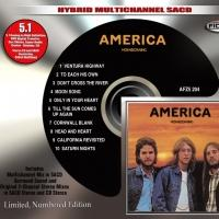 Audio Fidelity to America's 'Homecoming' on Limited Edition 5.1 Multichannel Hybrid SACD
