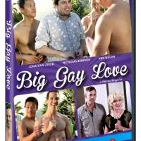 BIG GAY LOVE, Starring Nicholas Brendon and Jonathan Lisecki, Released on DVD Today