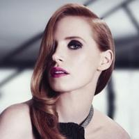 Photo Coverage: Jessica Chastain YSL Beauty Campaign