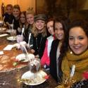 Photo Flash: BRING IT ON Cast Celebrates Serendipity Sundae!