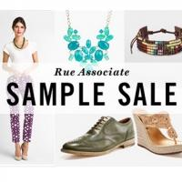 Daily Deal 5/7/13: Rue Associate Sample Sale