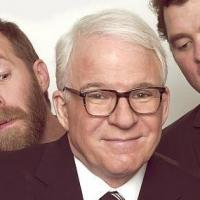 Steve Martin Headlines Upcoming Performances at Wolf Trap