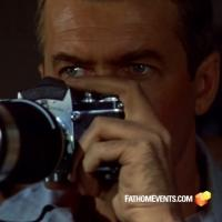 STAGE TUBE: Hitchcock's REAR WINDOW Returns to Screens Next Week