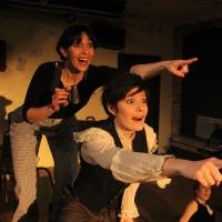 Photo Flash: First Look at Strawdog's THE HUNTING OF THE SNARK