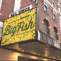 Up On The Marquee: BIG FISH