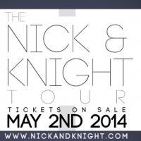 Nick Carter & Jordan Knight to Play Best Buy Theater, 10/10