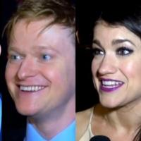 BWW TV: Chatting with the Company of HAND TO GOD on Opening Night!