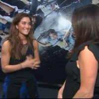 STAGE TUBE: Behind the Scenes at Off-Broadway's Fuerza Bruta WAYRA