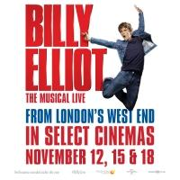 BILLY ELLIOT THE MUSICAL LIVE Comes to the Big Screen Tonight