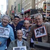 Photo Flash: WEST SIDE STORY Film Dancers at 2013 Broadway Flea Market