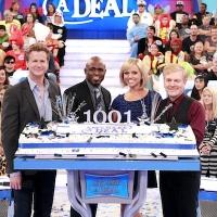 CBS's LET'S MAKE A DEAL to Celebrate 1001 Episodes, 5/4