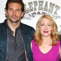 FREEZE FRAME: THE ELEPHANT MAN's Bradley Cooper, Patricia Clarkson, Alessandro Nivola & More Meet the Press!